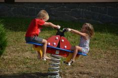 Otevření dětského hřiště