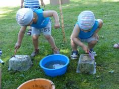 Dětský den v Srbech