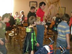 Dětský maškarní 2008